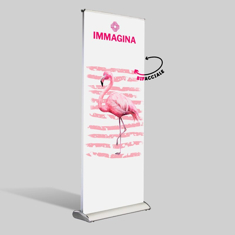Roll Up Bifacciale Interno