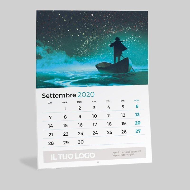 Calendario Settembre2020.Stampe Grafiche Online Calendari Da Parete Qebgrafiche Com